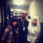 Va canta Lady Gaga impreuna cu o legenda heavy-metal?