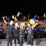 VIDEO: Metallica a adus metalul pe scena Glastonbury Festival