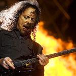 Kirk Hammet, in studio alaturi de Exodus