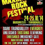 Editie speciala Drum Stage in memoria tobosarului Rares Bratu la Maximum Rock Festival 2014