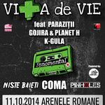 Programul concertului