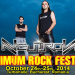 Krepuskul si Neutron, ultimele formatii confirmate la Maximum Rock Festival 2014