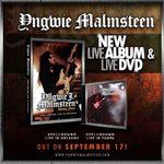 Malmsteen lanseaza un nou DVD -