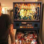Pinball-ul Metallica a fost updatat
