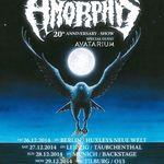 Amorphis anunta un turneu aniversar pentru decembrie