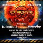 9.7 RICHTER anunta programul concertului de lansare a albumului Ground Zero
