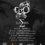 Fjord si Black Glass se alatura italienilor de la EchO si Plateau Sigma pentru concertul din Brasov