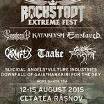 Kataklysm si Carnifex, confirmate pentru Rockstadt Extreme Fest 2015