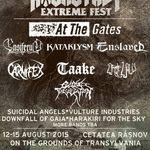 Doua noi confirmari la Rockstadt Extreme Fest - Moonspell si The Thirteenth Sun