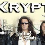 Au mai ramas doar cateva zile pana la concertul Krypton din Bucuresti!