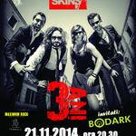 Bodark sunt invitatii speciali ai formatiei Changing Skins, in cadrul concertului aniversar