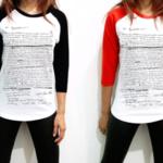 Mai multe modele de haine care erau imprimante cu mesajul de adio al lui Kurt Cobain au fost retrase de pe piata