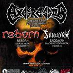 Concertul Axegressor (thrash/Finlanda) din 14 februarie se muta in clubul Rock'n Regie