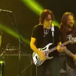 Steve Vai a urcat pe scena cu Sepultura - video
