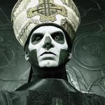 Ghost si-au prezentat noul Papa