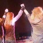 Megadeth a sustinut primul concert cu Adler si Loureiro - video