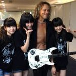 Babymetal vrea sa ii invete pe membrii Metallica niste miscari de dans (video)