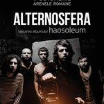 Poze de la concertul de lansare a noului album Alternosfera