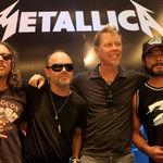 Metallica inregistreaza chiar acum noul album!