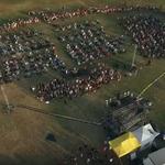Foo Fighters vor canta la Cesena dupa ce 1000 de artisti au interpretat 'Learn to Fly'