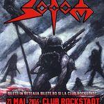 BLACKSHEEP concerteaza alaturi de SODOM pe 21 mai la Brasov