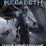 Program si reguli de acces pentru concertul Megadeth