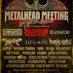 Punkistii de la The EXPLOITED canta la festivalul Metalhead Meeting 2016