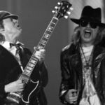 Axl Rose il va inlocui pe Brian Johnson in AC/DC?
