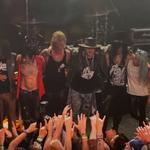Guns n' Roses au lansat un video recap oficial al concertului de pe 1 Aprilie