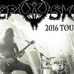 Turneul Krepuskul continua! Vezi datele concertelor