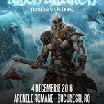 Grand Magus vor urca pe scena alaturi de Amon Amarth pe 4 decembrie