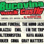 Confirmari noi la festivalul Bucovina Rock Castle!