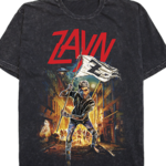 Zayn Malik ex-One Direction si-a lansat tricou metal
