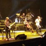 Solistul formatiei Godsmack a cantat cu tatal lui pe scena