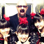 Rob Halford a cantat cu Babymetal (video)