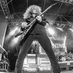 Megadeth au vizitat la spital un fan care a fost injunghiat in timpul concertului lor