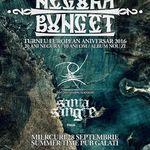 Programul si noutatile concertului Negura Bunget de miercuri