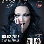 Program si reguli de acces la concertul Tarja Turunen de la Bucuresti