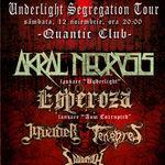 Akral Necrosis lanseaza noul album alaturi de Esperoza, Invader, Tenebres si Saddayah in Club Quantic pe 12 noiembrie