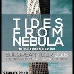 Am Fost La Munte Si Mi-a Placut va concerta alaturi de Tides From Nebula