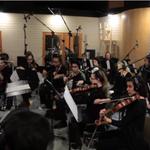 O piesa Tool a fost interpretata de o orchestra formata din 40 de artisti