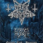 Carach Angren vor canta in deschidere la Dark Funeral