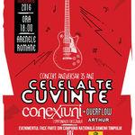ARTHUR deschide concertul CELELALTE CUVINTE si CONEXIUNI, de la Arenele Romane