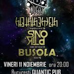 Programul concertului Interplanetary Night de vineri din Quantic Club