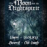 Concert The Moon and the Nightspirit si Irfan - bilete in presale pana pe 20 aprilie