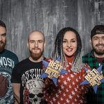 Jinjer au castigat cele mai importante premii metal din Ukraina