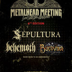 Sepultura confirmata la METALHEAD Meeting care va avea loc cu o saptamana mai devreme !