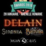 Delain, Sirenia si Bucovina la METALHEAD Awards: Program si Reguli de Acces