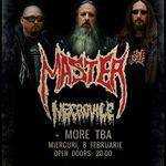 Necrovile vor canta alaturi de Master pe 8 decembrie in Hard Club