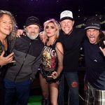Metallica ar putea sa cante permanent cu Lady Gaga